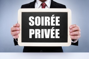Soirée privée