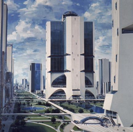 Ville en 2040